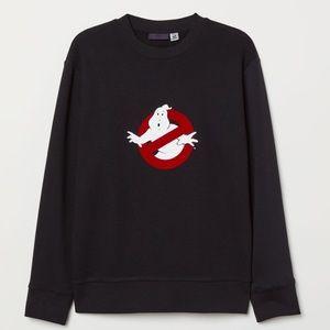 Other - Ghostbusters - Black Sweatshirt